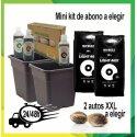 MiniKit de cultivo de autos exterior